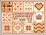 Sampler of Stitches